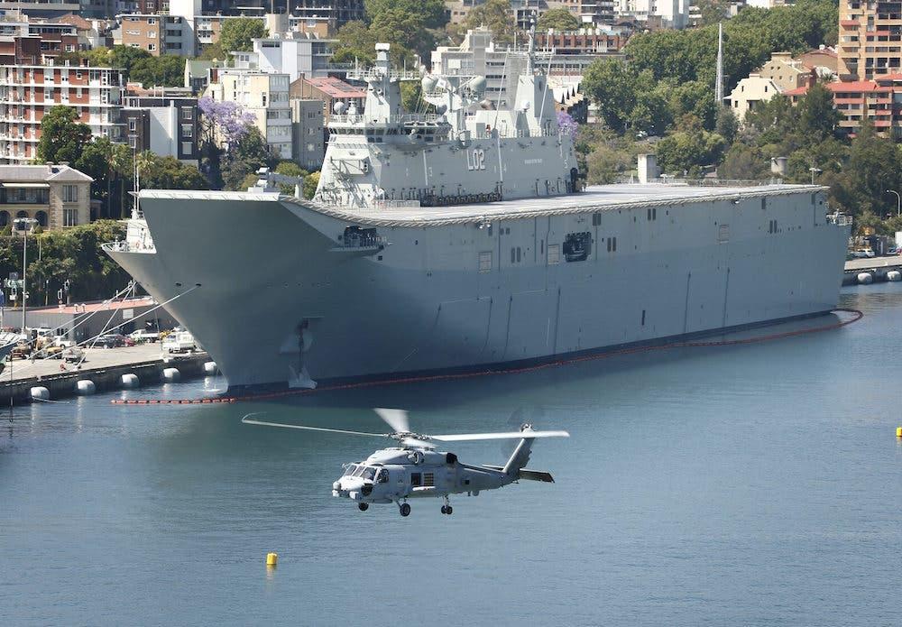 بالصور.. سفن حربية تغير شكل المستقبل 21062c42-0968-4c0e-ac37-3bc366495d98
