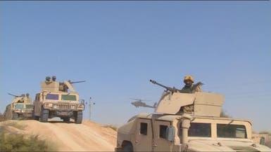 الجيش المصري يقتل 52 داعشيا في سيناء