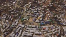 Drone footage displays dramatic extent of Rohingyas crisis