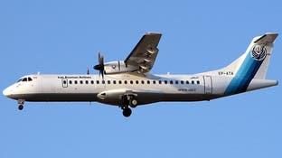 فرود اضطراری هواپیمای ایرانی به دلیل نقص فنی
