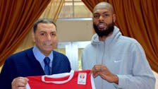 Syrian government grants American basketball player nationality