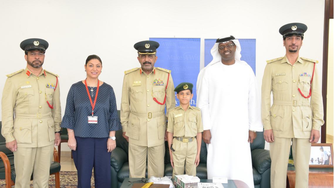 Dubai Police. (Khaleej Times/Supplied)