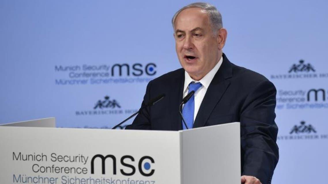 نتنياهو - مؤتمر الأمن - ميونخ 3