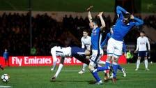 روتشديل يفرض مباراة إعادة على توتنهام في كأس إنجلترا