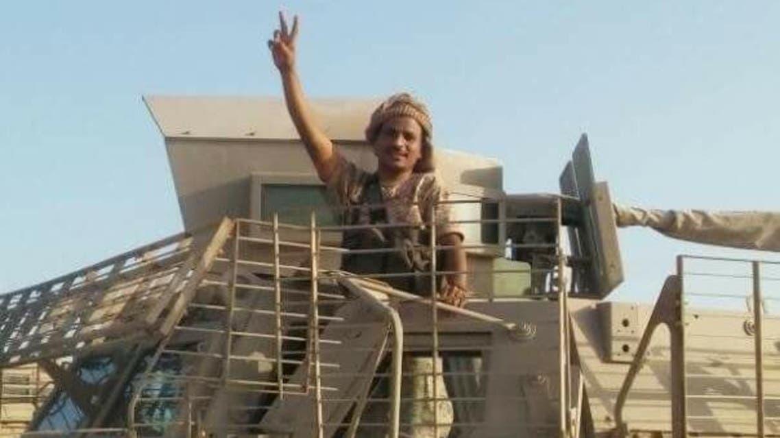 الجيش اليمني في وادي المسيني بعد تطهيره من القاعدة 3