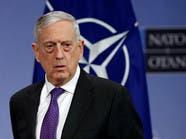 ماتيس: لا نستبعد أي خيار مع نظام سوريا بعد هجوم دوما