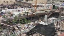 اسرائیل نے القدس کے'باب دمشق' کا نقشہ کیسے تبدیل کردیا