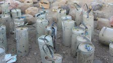 PICTURES: Extraction of 3,000 mines planted by Houthis in Yemen's Saada