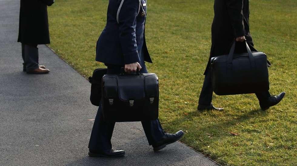 الحقيبة النووية ترافق الرئيس الأميركي أينما ذهب