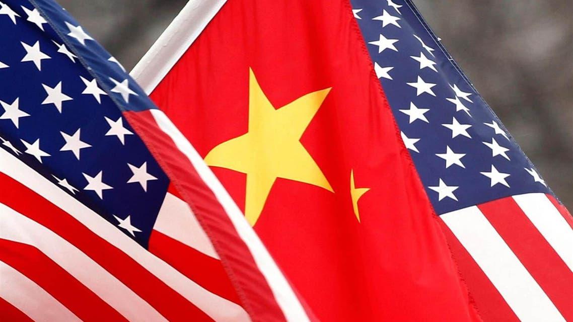 أميركا الصين