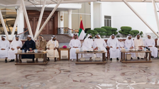 UAE's Mohammed bin Rashid, Mohamed bin Zayed receive Qatari Sheikh Sultan bin Suhaim