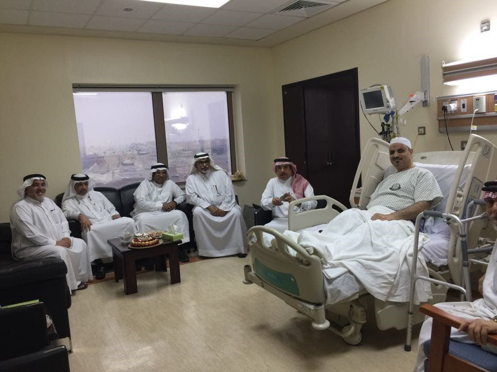Barahim saudi engineer. in awamiyah (Supplied)