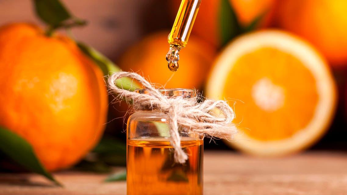 زيت فيتامين c Orange Essential Oil