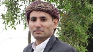 الناشط الحقوقي اليمني همدان العليي