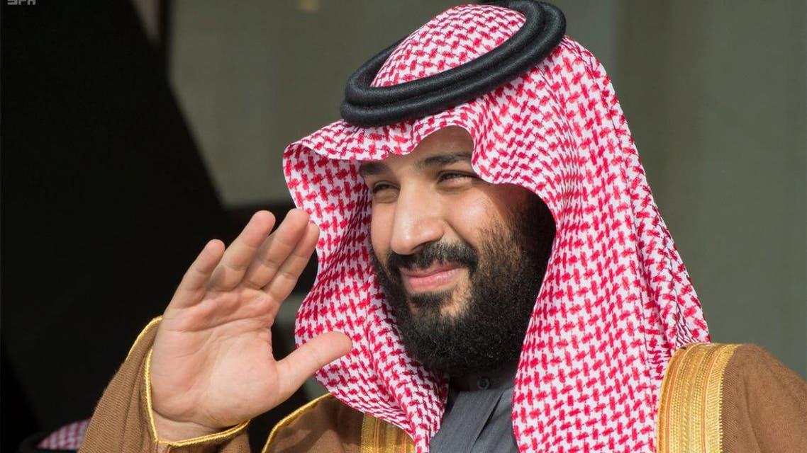 ولي العهد السعودي الأمير محمد بن سلمان يرعى حفل تخريج طلاب طيارين سعوديية كلية الملك فيصل