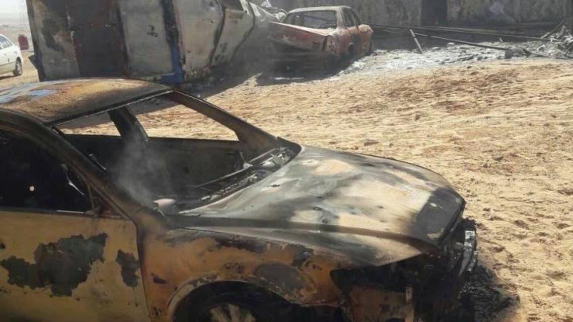ليبيا تفجير 3