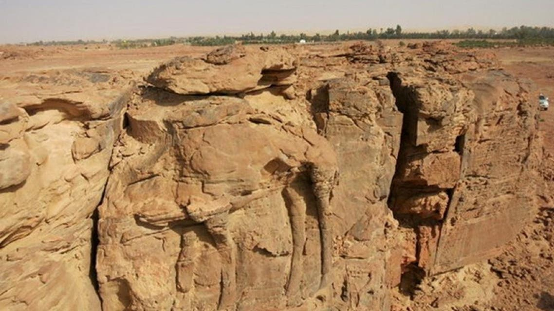 camel Jouf