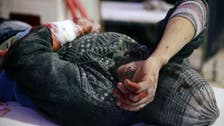 Families broken by the carnage of Ghouta's bombs