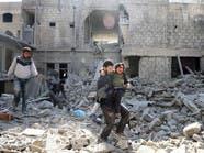 روسيا تتهم المعارضة بإفشال محادثات الهدنة في الغوطة
