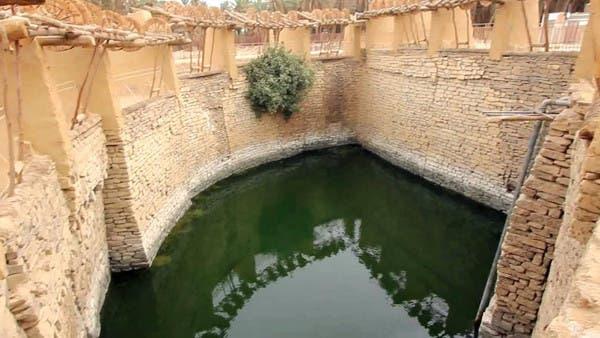 أكبر بئر في العالم تنضح بالمياه منذ 2500 عام