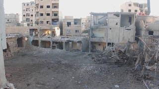 الغوطة الشرقية.. مزيد من الدمار والضحايا