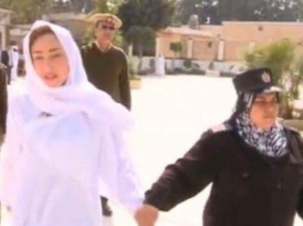 مصر.. ريهام سعيد في سجن القناطر