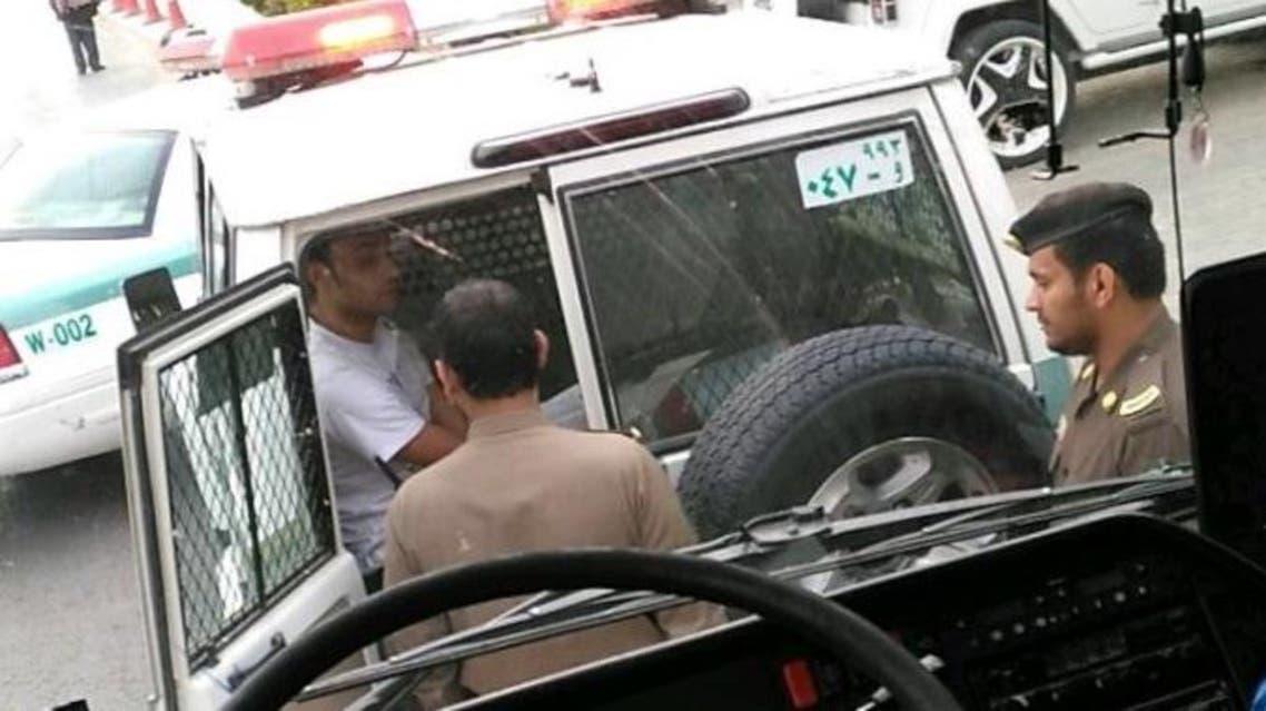 شرطة مكة المكرمة اعتقلت السائق المتهور لمحاسبته على أفعاله