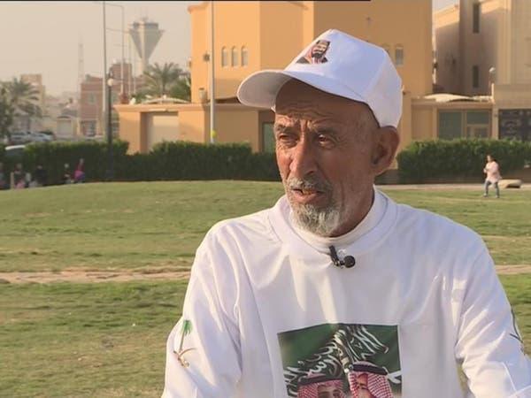 شاهد.. سبعيني يتحدى الشباب في ماراثون الرياض
