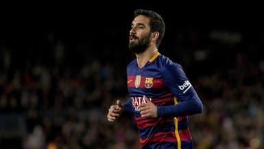 محكمة تركية تقضي بحبس لاعب برشلونة السابق