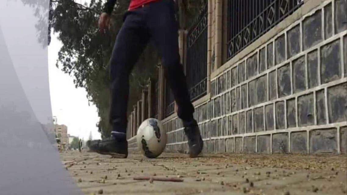 كرة القدم علاج لمشاكل الصحة