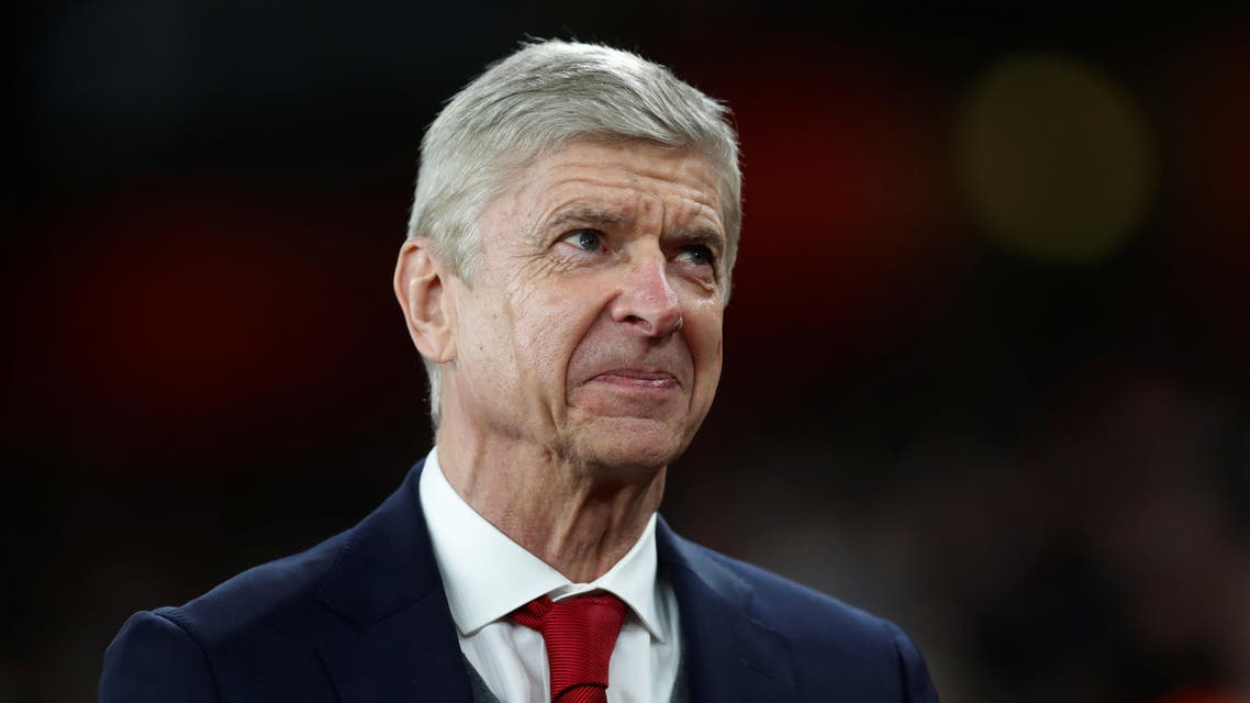 Soccer Football - Europa League Round of 32 Second Leg - Arsenal vs Ostersunds FK - Emirates Stadium, London, Britain - February 22, 2018 Arsenal manager Arsene Wenger Action Images via Reuters/Peter Cziborra