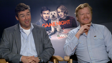 Game Night's Jesse Plemons and Kyle Chandler on how to be funny without really trying