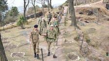 امریکی سمیت 6 غیر ملکی دفاعی اتاشیوں کا ایل او سی کا دورہ