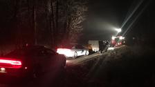Police say no survivors following small plane crash in Indiana
