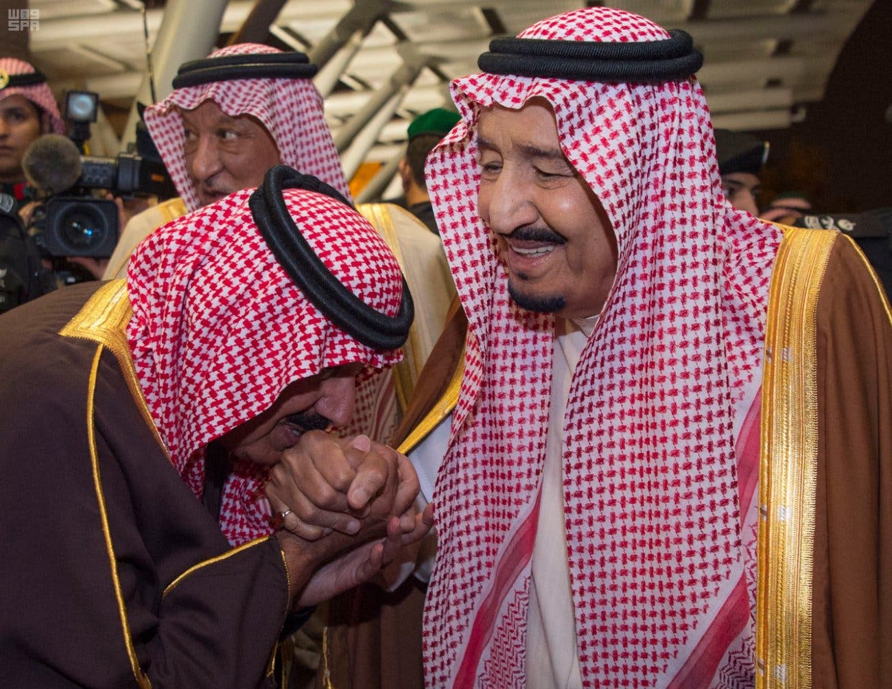 In Pictures Saudi King Patronizes Annual Grand Horse