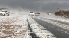Hailstorms, thundershowers wreak havoc in Saudi Arabia's Madinah