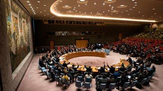 مجلس الأمن يرفض مشروع قرار روسي بإدانة الضربة في سوريا
