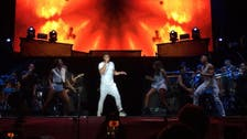 VIDEO: Ricky Martin premieres his new single 'Fiebre' on first Dubai concert