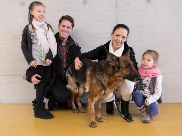 سويسرا تعيد كلبة لأصحابها بألمانيا بعد فرار دام 6 أشهر!