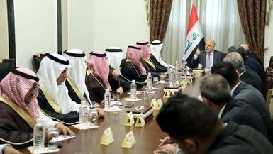 العبادي: العلاقات العراقية السعودية على الطريق الصحيح