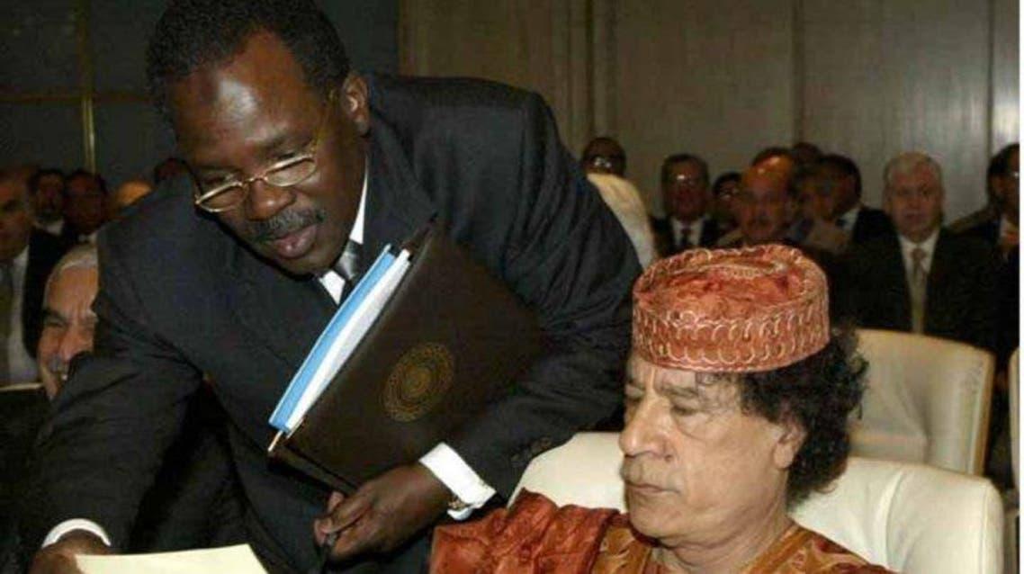 مدير مكتب القذافي بشير صالح