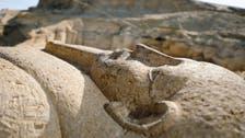 بالصور.. كشف أثري جديد بمصر يحوي مقابر وكنوزا تاريخية