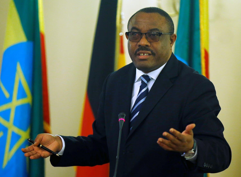 Resigned ethiopian Priminister (Reuters)
