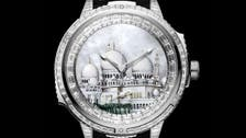 Louis Moinet creates watch inspired by Sheikh Zayed Grand Mosque