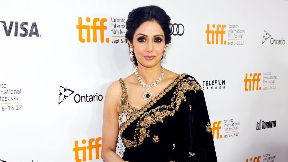 "Kapoor arrives for the gala presentation of ""English Vinglish"" during the Toronto International Film Festival REUTERS"