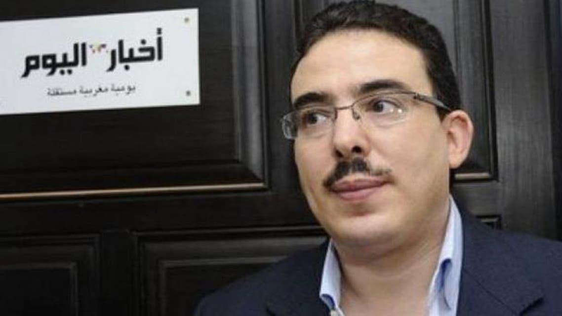 مدير أخبار اليوم المعتقل توفيق بوعشرين