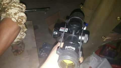 تهريب أسلحة من صنعاء إلى عدن