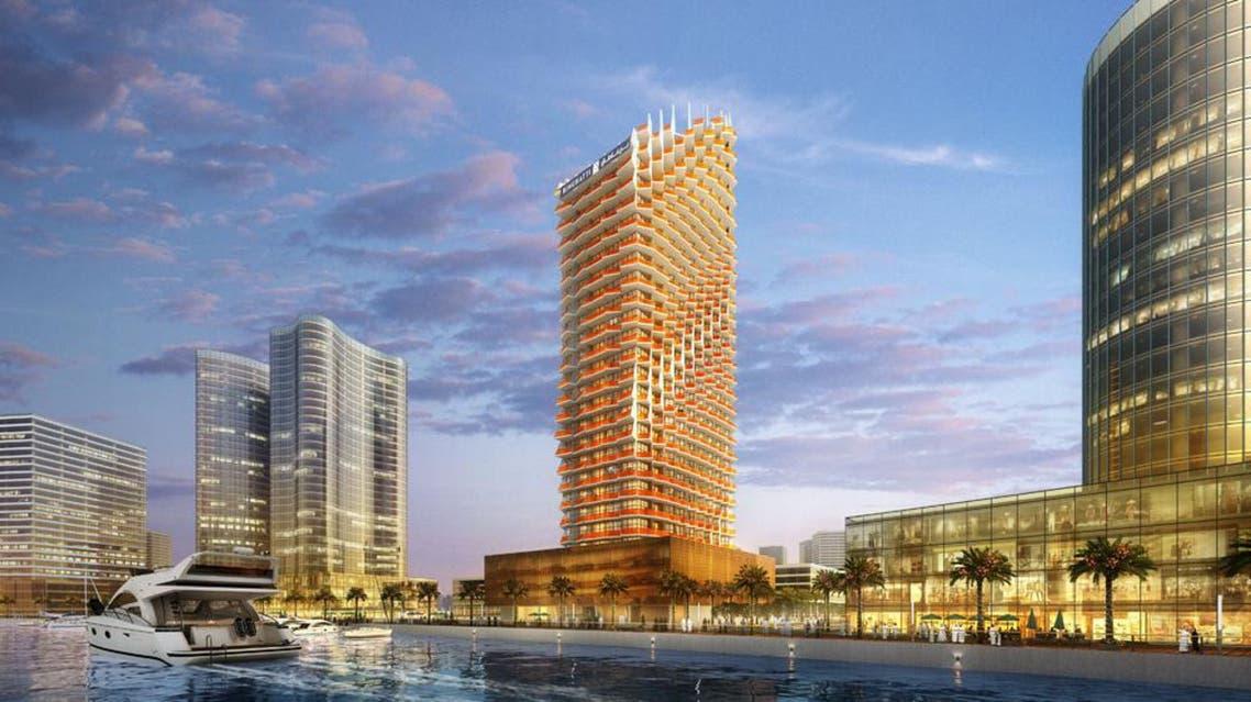مشاريع بن غاطي عقارات دبي