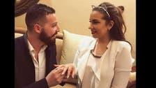 هل انفصلت ابنة شريف منير عن محمود حجازي؟