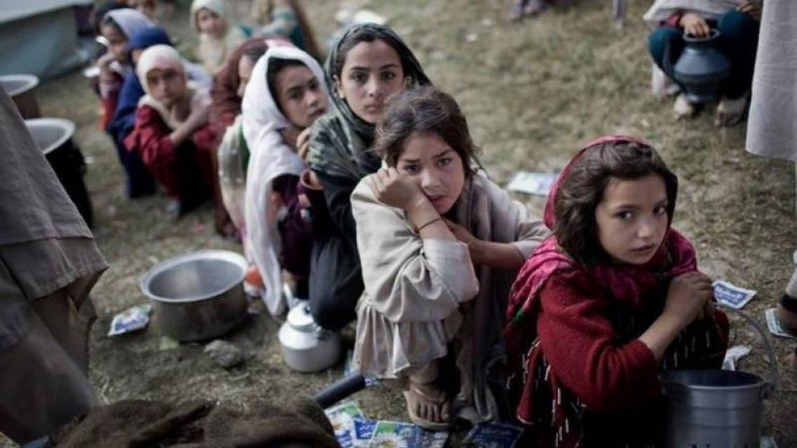 طی 2 ماه 18،500 تن در داخل افغانستان بیجا شدند